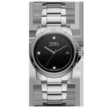91d7b368fb5 Relógio Vivara Feminino Aço - DS13118R0A-4