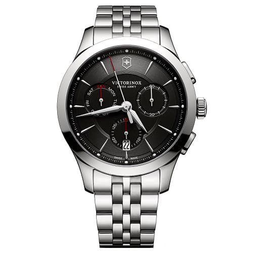 fd1a7c788fd Relógio Victorinox Swiss Army Masculino Aço - 241745