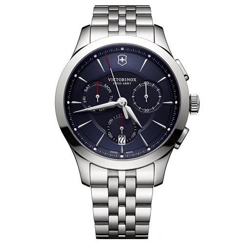 b06c6176a02 Relógio Victorinox Swiss Army Masculino Aço - 241746