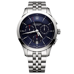 358b5ed8b211a Relógio Victorinox Swiss Army Masculino Aço - 241746