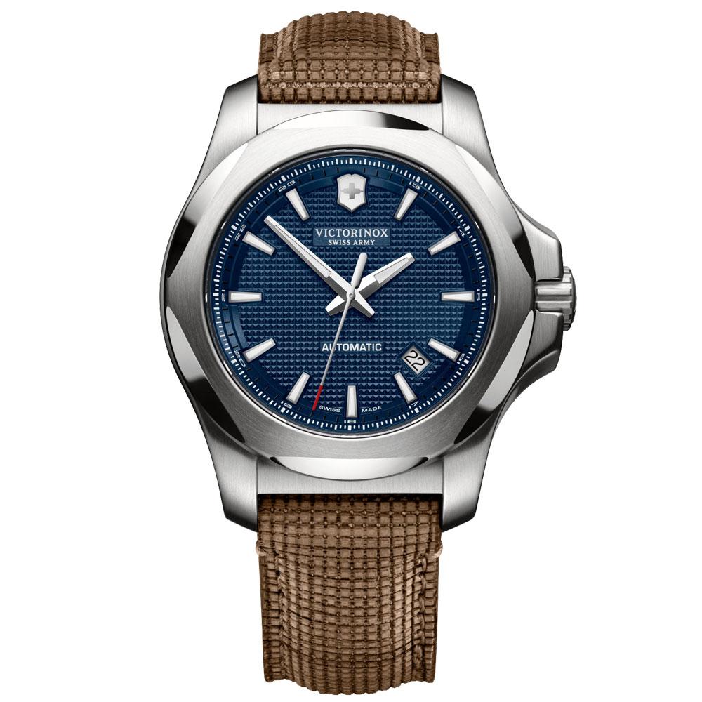 672ab788605 Relógio Victorinox Swiss Army Masculino Couro Marrom - 241834