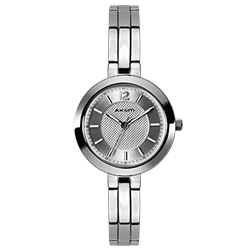Relógio Akium Feminino Aço - 03F78FB02-SS 24663d3d11