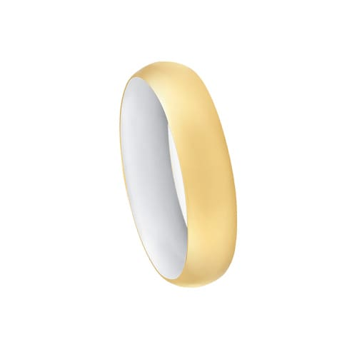 3fd41d94a40 Aliança de Casamento Prata Ouro Amarelo - Colecao Romance