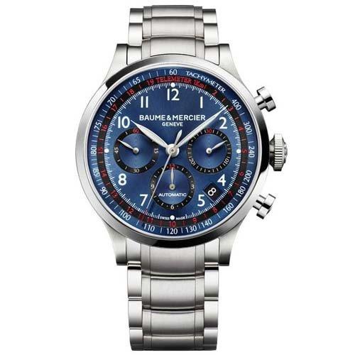 05db24d03e4 Relógio Baume   Mercier Masculino Aço - M0A10066