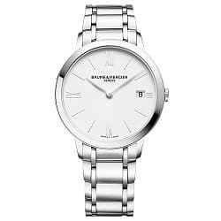 5f134910e84 Relógio Baume   Mercier Feminino Aço - M0A10356
