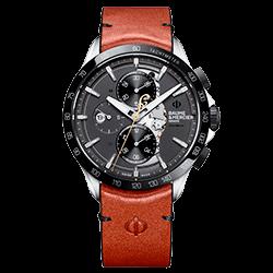 25c3d4ad4de Relógio Baume   Mercier Masculino Couro Marrom - M0A10402
