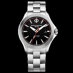 5d6dbdb18e2 Relógio Baume   Mercier Masculino Aço - M0A10412