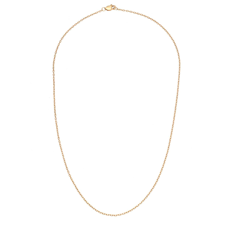 af054ce63b73f Corrente Ouro Amarelo 40 cm - Colecao Cartier