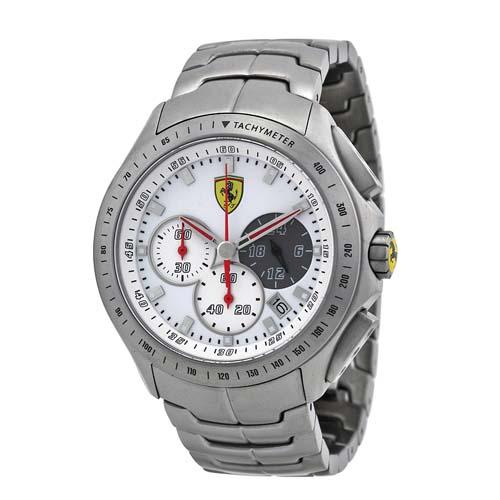b5770144679 Relógio Scuderia Ferrari Masculino Aço - 830082