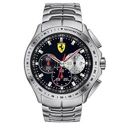 cae4ff0bc9b Relógio Scuderia Ferrari Masculino Aço - 830083