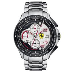 d4dc548c726 Relógio Scuderia Ferrari Masculino Aço - 830085
