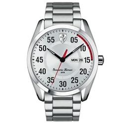 1004e07cb05 Relógio Scuderia Ferrari Masculino Aço - 830178