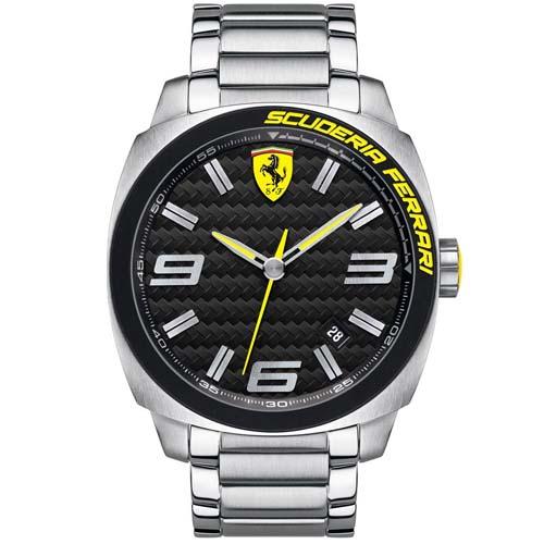 3463381822d Relógio Scuderia Ferrari Masculino Aço - 830168