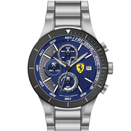 39cd9d0589b Relógio Scuderia Ferrari Masculino Aço - 830270