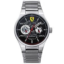 1111a7acfc6 Relógio Scuderia Ferrari Masculino Aço - 830432