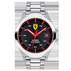 4a5419cc701 Relógio Scuderia Ferrari Masculino Aço - 830507