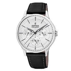 655d43c31d2 Relógio Festina Masculino Couro Preto - F16991 2