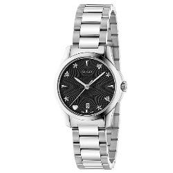 003c7e1b23834 Relógio Gucci Feminino Aço - YA126573