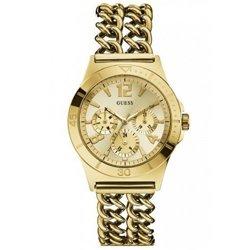 d58318bee1d74 Relógio Guess Feminino Aço Dourado - W0439L2