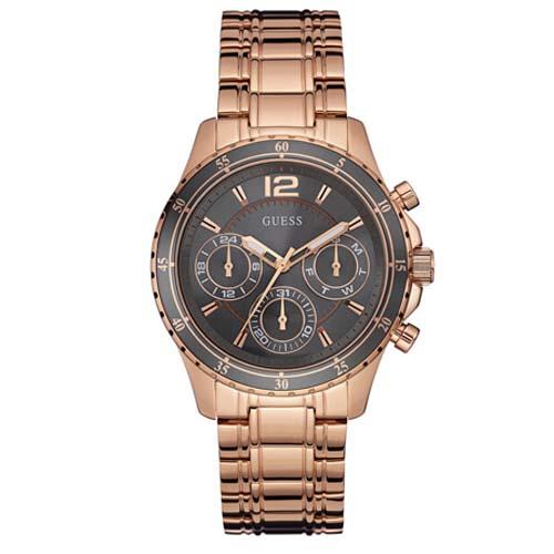 72882dde1559b Relógio Guess Feminino Aço Rosé - W0639L2