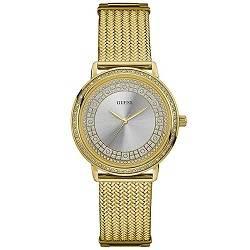 8248cb5b05e Relógio Guess Feminino Aço Dourado - W0836L3