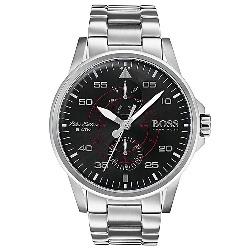 986ac4a22a9 Relógio Hugo Boss Masculino Aço - 1513518