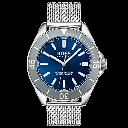 fa5dff4832a Relógio Hugo Boss Masculino Aço - 1513571