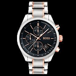 0d3cfd97829 Relógio Hugo Boss Masculino Aço Prateado e Rosé - 1513473