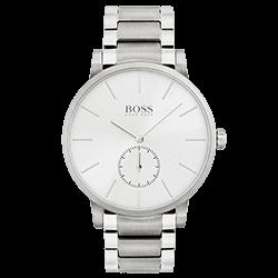 ba6e9ad9e5f Relógio Hugo Boss Masculino Aço - 1513503