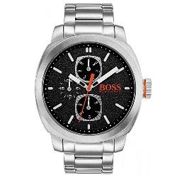 b504257fc82 Relógio Hugo Boss Masculino Aço - 1550029