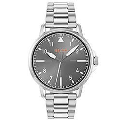74e136dbfdc Relógio Hugo Boss Masculino Aço -1550064