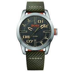 d9d56510d8c Relógio Hugo Boss Masculino Couro Verde - 1513415