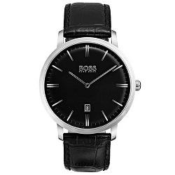 51cf9e19301 Relógio Hugo Boss Masculino Couro Preto - 1513460