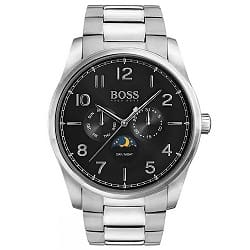 7aa712a0374 Relógio Hugo Boss Masculino Aço - 1513470