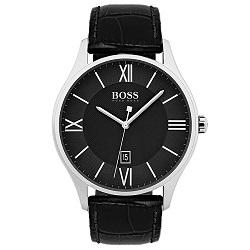 f74c949eaf0 Relógio Hugo Boss Masculino Couro Preto - 1513485
