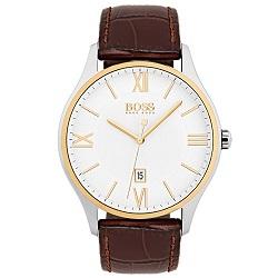 55c7d33c60e Relógio Hugo Boss Masculino Couro Marrom - 1513486