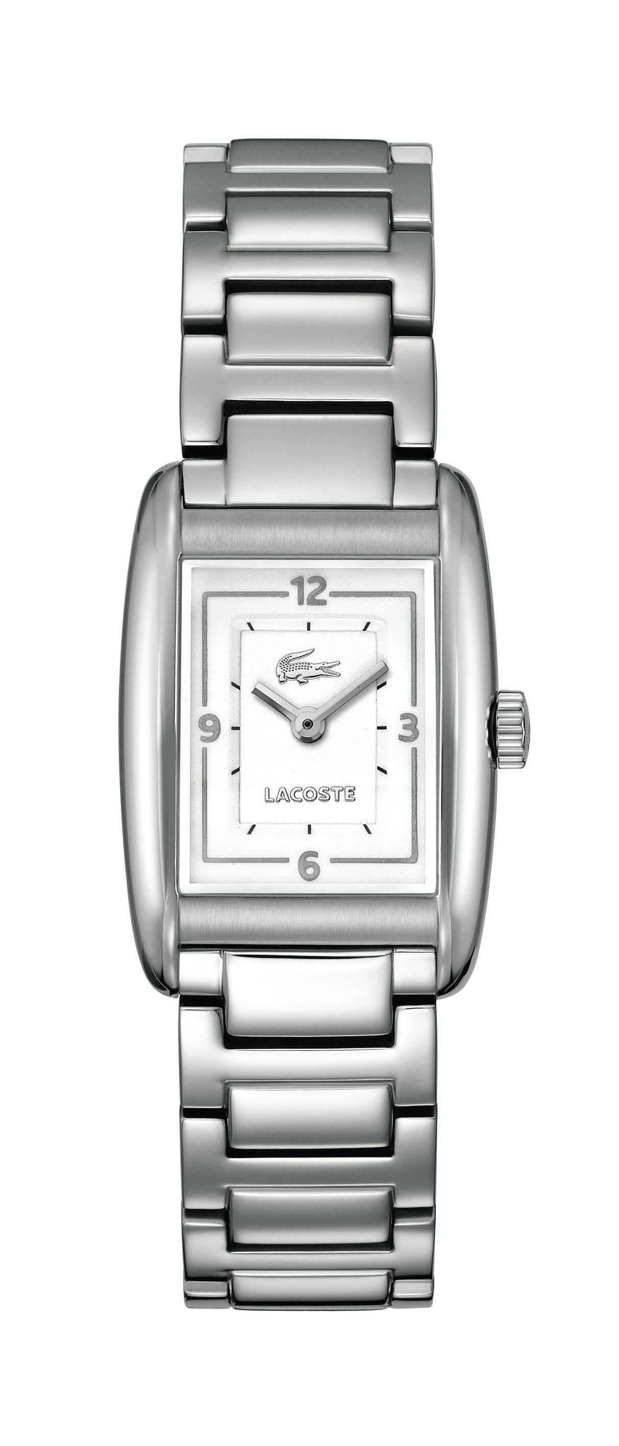 6372ff956a0 Relógio Lacoste Feminino Aço - 2000665