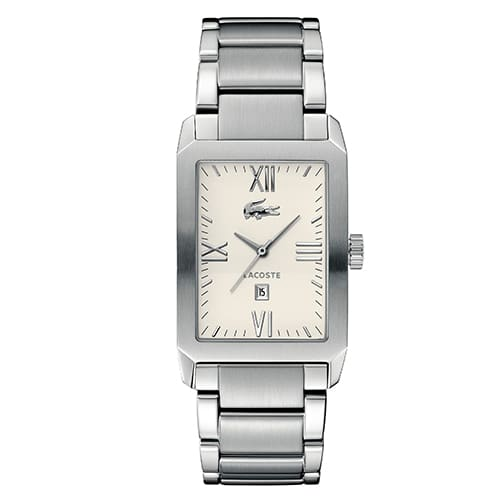 Relógio Lacoste Masculino Aço - 2010591 7100d5329a