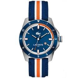 Relógio Lacoste Masculino Nylon Azul - 2010700 33a1541fbe