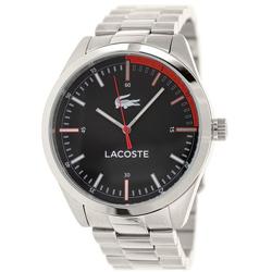 185f378031e Relógio Lacoste Masculino Aço - 2010730