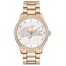 Relógio Lacoste Feminino Aço Rosé - 2000828 3895d88d5d