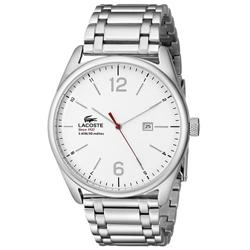 31c9d4cebc0 Relógio Lacoste Masculino Aço - 2010745