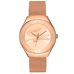 32f4054d3e9 Relógio Lacoste Feminino Aço Dourado - 2000872