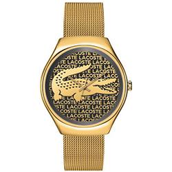 ff7ea1561ef Relógio Lacoste Feminino Aço Dourado - 2000873