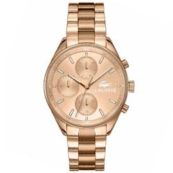 9e2534e54e1 Relógio Lacoste Feminino Aço Dourado - 2000867