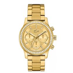 8ca477856e1 Relógio Lacoste Feminino Aço Dourado - 2000835