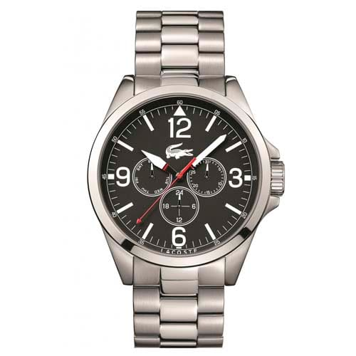 24e75e8b221 Relógio Lacoste Masculino Aço - 2010808