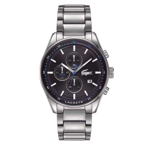 2a95febb11d Relógio Lacoste Masculino Aço - 2010788