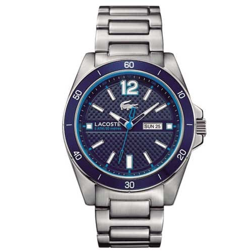 4b93ad90b52 Relógio Lacoste Masculino Aço - 2010801
