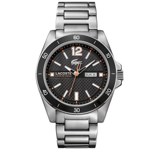 2e3240f7d54 Relógio Lacoste Masculino Aço - 2010832